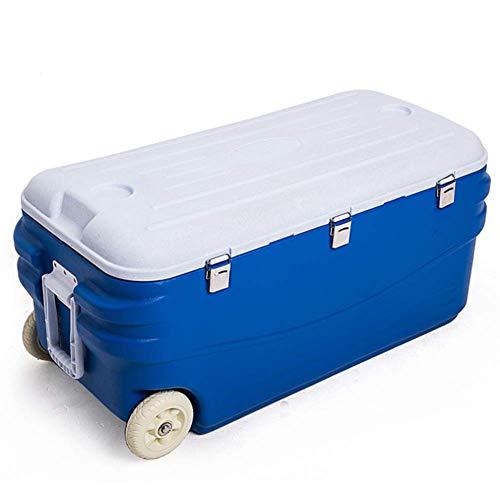 AGQLT Kühlbox Draussen Frische Box 100L Auto-PU-Kühlb…   08250492129723