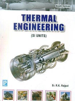 Thermal Engineering by R.K. Rajput (2013) Paperback
