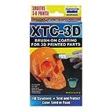XTC-3d est un revêtement de protection pour le lissage et la finition des pièces imprimées en 3D. Deux liquides sont mélangés et brossés sur toute la surface de l'objet à lisser. Le revêtement s'égalise uniformément sans laisser de traits de pinceau ...
