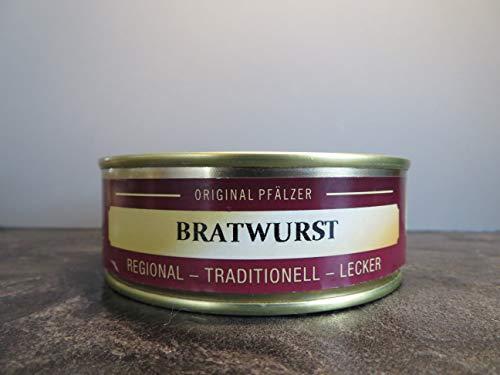 Original Pfälzer Bratwurst Dose 200 g