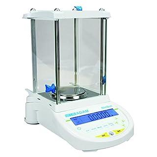 AE ADAM NBL 84i Analysenwaage, 80 g Kapazität, 0.0001 g Ablesbarkeit, interne Kalibrierung