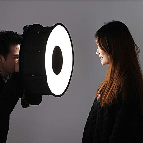 Ring Speedlight Softbox Softbox Blitzlicht 45 Cm Faltbare Speedlight Für Canon Nikon Kamera Zubehör Ring Softbox 45 Cm
