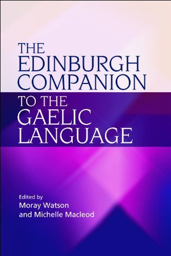 The Edinburgh Companion to the Gaelic Language by Edinburgh University Press (2010-06-30)