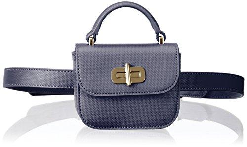 Tommy Hilfiger Turn Lock Waistbag, Pochettes Bleu (Tommy Navy)
