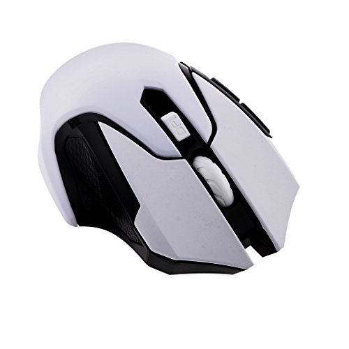 Magideal 2.4GHz 3200 DPI Wireless Mouse Optical Gaming Mouse for Computer Laptop #4