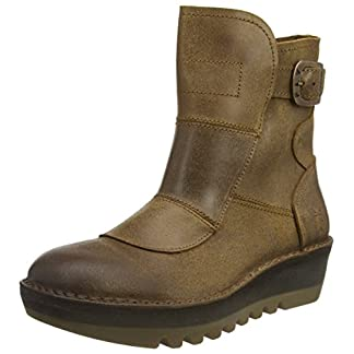Fly London Women's Jafi924fly Biker Boots