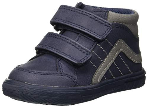 Chicco Cleto, Zapatillas de Gimnasia para Niños, Azul (BLU 800), 21 EU