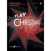 Play Christmas: (alto Saxophone)