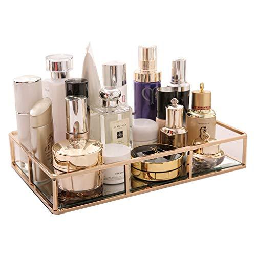 Accessoires de Maquillage en Verre Cosmétique Accessoires Make Up Boxes, Bijoux, Présentoir Organisateur Vernis À Ongles