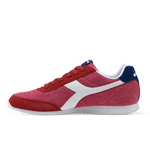 Diadora Jog Light C, Sneaker Uomo 55012 - ROSSO CUPO