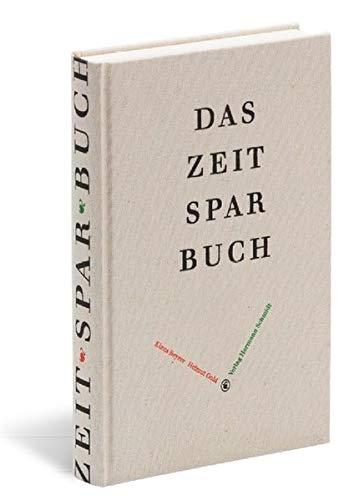 Buch,Zeit,Zeitsparbuch,Hermann Schmidt