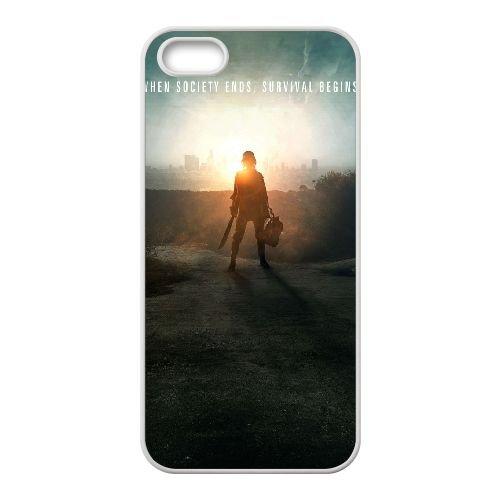 F0N15 élément humain M5P6DF coque iPhone 5 5s cellulaire cas de téléphone couvercle coque blanche FO7YLY6PP