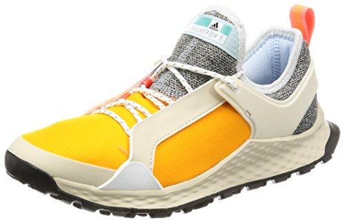 adidas Damen Trainingsschuhe Aleki X StellaSport radiant gold f10/medium grey heather/dawn blue 36 2/3 (Heather Gold)