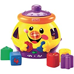 Fisher-Price - Galleta sorpresa aprendizaje (Mattel H8184)