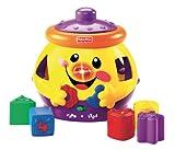 Fisher-Price–Biscottiera con sorpresa, giocattolo per l'apprendimento, per bambini, rif. Mattel H8184