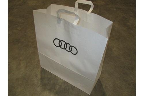 Preisvergleich Produktbild VW Audi Papiertragetaschen Gr. L - YWA250023