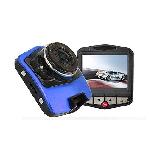 Auto Kamera 1080P HD 170 ° Weitwinkel-Nachtsicht wasserdicht recycelt Videoüberwachung Parkplatz Driving Recorder
