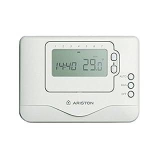 Ariston 3318591Uhrenthermostat Atmosphäre inalambrica Programmierbarer ON/OFF ohne Fäden