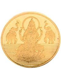 Senco Gold 10 gm, 24k (995) Yellow Gold Precious Coin