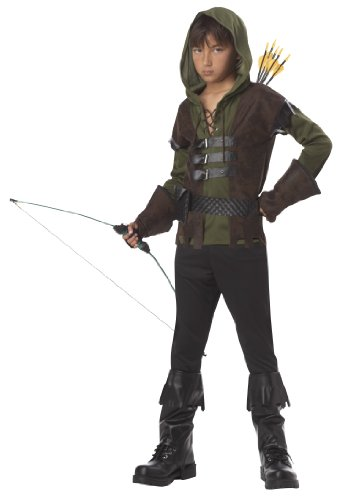Robin Hood Kostüm Kinder 00274 (Medium)