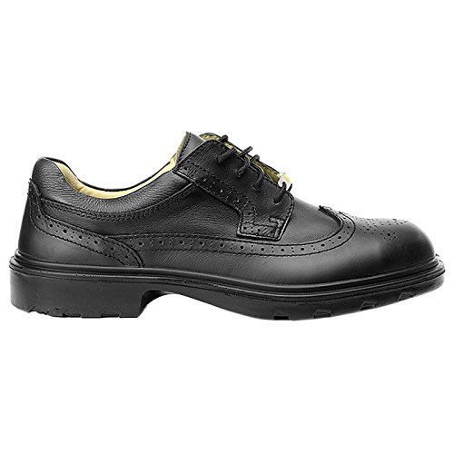 Elten S2 Officer 71307, Scarpe antinfortunistiche Nero