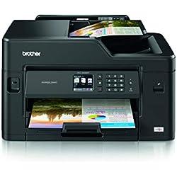 Brother MFC-J5335DW Imprimante Multifonction 4 en 1 Jet d'Encre | Business Smart | Imprime jusqu'au format A3 | AirPrint | WiFi & WiFi Direct