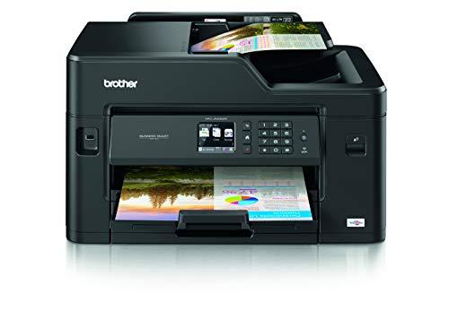 Brother MFC-J5335DW Imprimante Multifonction 4 en 1 Jet d'Encre | Business Smart | Imprime jusqu'au...
