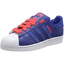 7299e5c873 Amazon.es  zapatillas adidas superstar - Azul