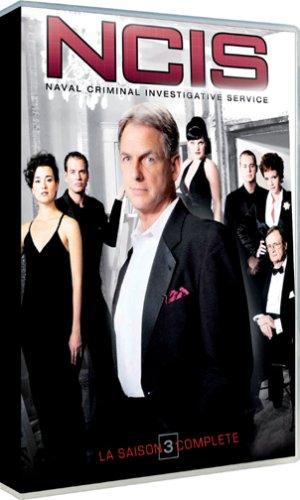 NCIS - Saison 3 - 7 DVD
