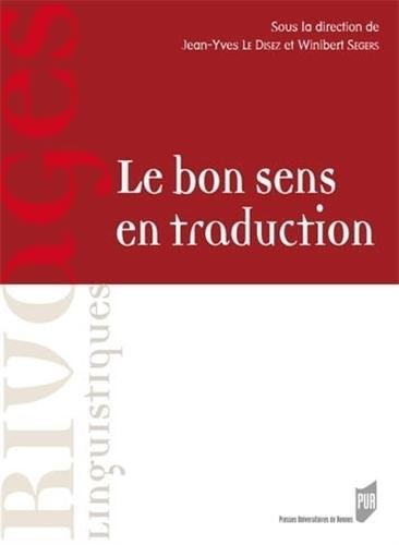Le bon sens en traduction