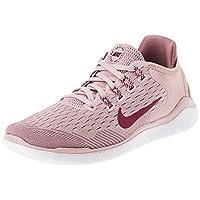 Nike Free Rn 2018, Women's Road Running Shoes, Multicolour (Plum Chalk/True Berry/Plum DUSt 500), 7 UK (38 EU),Nk942837