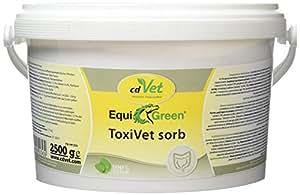 cdVet Naturprodukte EquiGreen ToxiVet sorb 2,5 kg