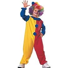 Rubie's 881926M - Disfraz de payaso para niño
