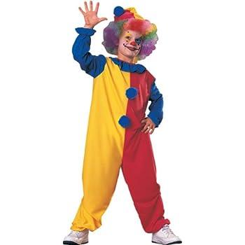 Rubie's Official Clown Fancy Dress - Small