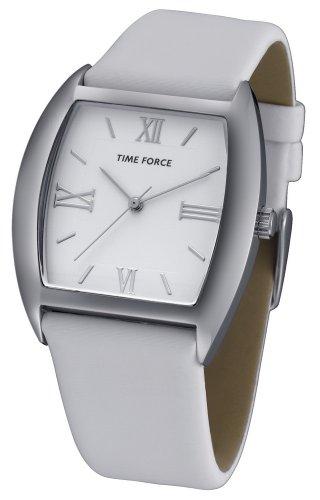 Time Force Femmes Montre Vizira Blanc TF4096L02