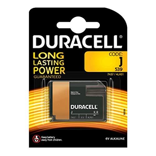 DURACELL 7K67 Alkaline-Batterie, GrößeJ