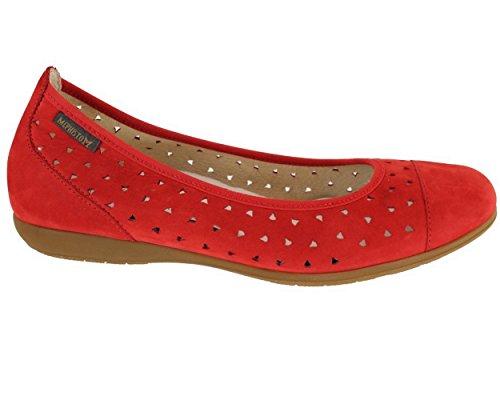 Mephisto Axabel Bucksoft 6975 Strawberry, Chaussures Fermées Femmes 6975