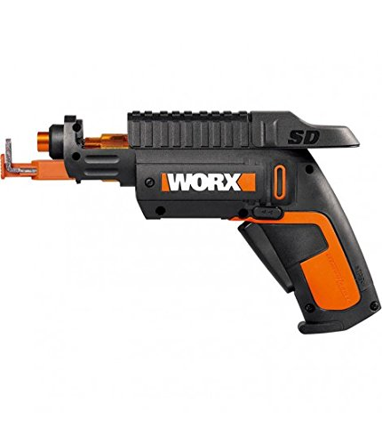 41gQC79i6TL - NO.1 BEST POWER TOOL REVIEW Worx wx255-Cordless Automatic SD 4V-1.5Ah Li-Ion. Holder with Screws. COMPARE BUY PRICE UK