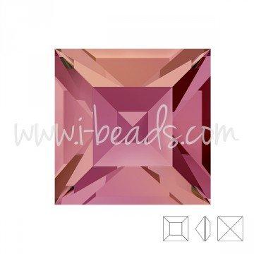 I-Beads Swarovski Elements 4428 Xilion Square Crystal Lilac Shadow 8mm (1) -