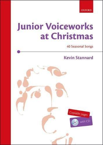 Junior Voiceworks at Christmas + CD