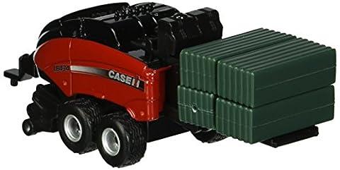 Ertl Case IH Big Square Baler Vehicle (1:64 Scale) by