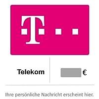 Telekom Prepaid Guthaben  - für Deutschland - per E-Mail
