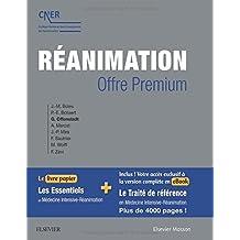 Réanimation - OFFRE PREMIUM - Le traité de référence