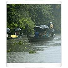 Mug of Life during the monsoon rains, Kerala, India (3615033)