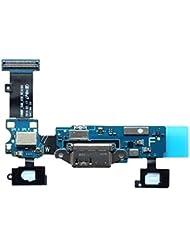mondpalast@ Flex Dock Conector Carga Datos Micro USB para Samsung Galaxy S5 GT-i9600 SM-G900