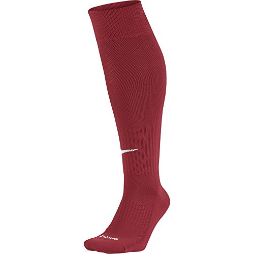 Nike Unisex Classic Dri-Fit- Smlx Fußballsocken Fußballsocken Knee High Classic Football Dri Fit, Rot (Varsity Red/White), M (38-42 EU)