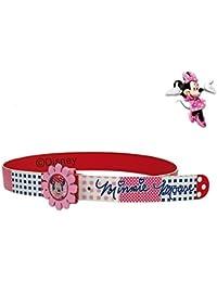 Ceinture Disney Minnie Mouse 88 cm enfant fille