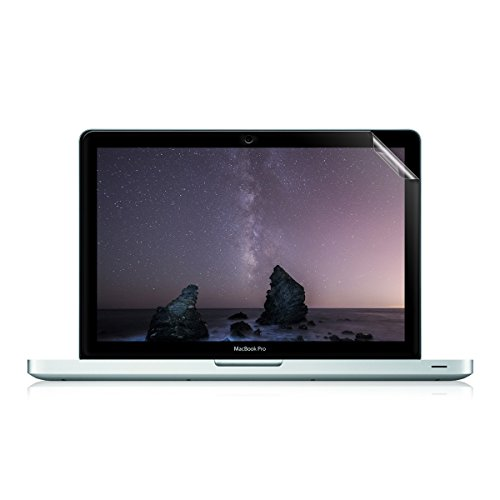 kwmobile Displayschutzfolie kristallklar für Apple MacBook Pro Retina 13