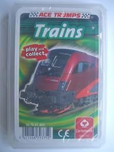 Ace Trumps - Trains