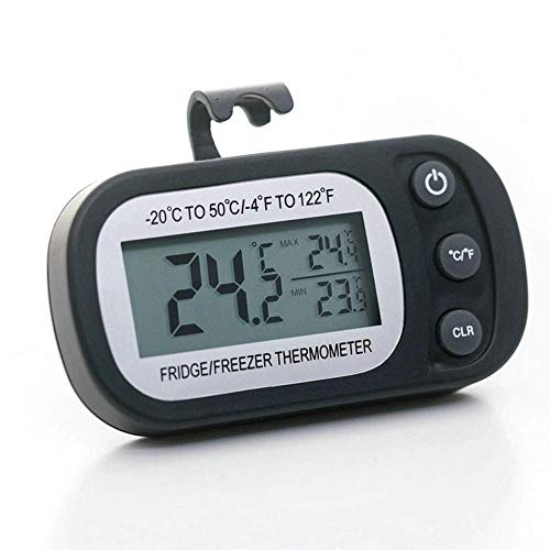 Honsin Digital Refrigerador Termómetro Impermeable